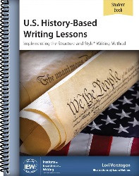 US History-Based Writing Lessons  Student Workbook