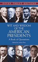 One Free Book with Every $50 - Wit and Wisdom of the American Presidents