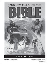 Journey Through The Bible Book 1 Tests