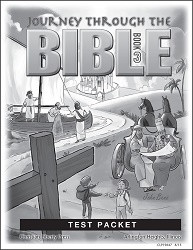 Journey Through The Bible Book 3 Tests
