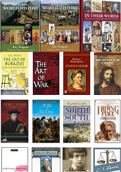 5. Exploring World History Set with Literature Package