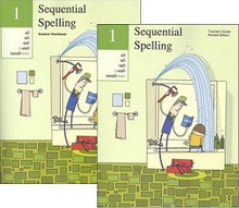 1. Sequential Spelling Level 1 SET