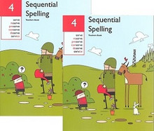 4. Sequential Spelling Level 4 SET