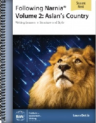 Following Narnia: Volume 2 Aslan's Country Student