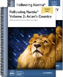 Following Narnia: Volume 2 - Aslan's Country Combo
