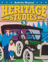 Heritage Studies 5 Activities Manual 4th Edition