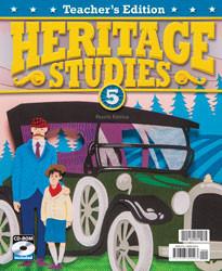 Heritage Studies 5 Teacher's Manual 4th Edition