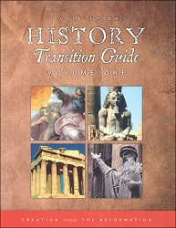 History Transition Guide Volume 1