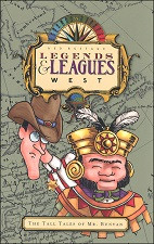 Legends and Leagues West  Storybook