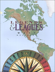 Legends and Leagues West Workbook