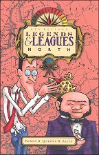 Legends and Leagues North Storybook