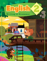 English 2 Student Worktext 3 Ed,