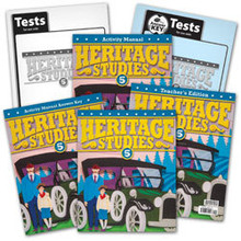 Heritage Studies 5 Subject Kit 4th Ed.