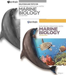 Apologia Exploring Creation with Marine Biology Set 2nd Edition