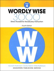 Wordly Wise 3000 Grade 4 4th Edition