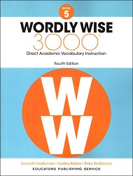 Wordly Wise 3000 Grade 5 4th Edition