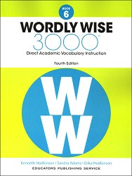 Wordly Wise 3000 Grade 6 4th Edition