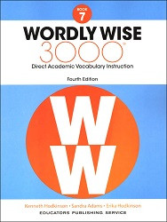 Wordly Wise 3000 Grade 7 4th Edition