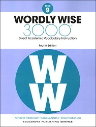 Wordly Wise 3000 Grade 9 4th Edition