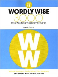 Wordly Wise 3000 Grade 11 4th Edition
