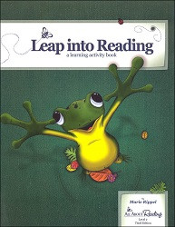 All About Reading Level 2 Leap into Reading! Student Activity Book  Colorized Version