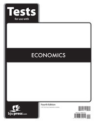 Economics Tests (3rd Ed)