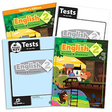 English 2 Subject Kit  3rd Edition
