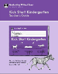 Kindergarten - Kick Start Teacher's Guide