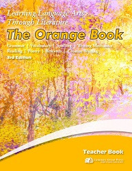 3rd Edition - 4th Grade - Learning Language Arts Orange Book