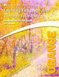 3rd Edition - 4th Grade - Learning Language Arts Orange Activity