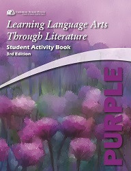 3rd Edition - 5th Grade - Learning Language Arts Purple Activity