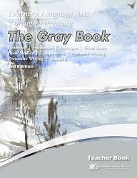 3rd Edition - 8th Grade - Learning Language Arts Gray Book