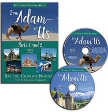 From Adam to Us - MP3 Audio Book