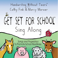Pre-K Get Set for School -          Sing Along CD