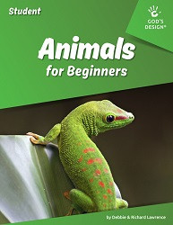God's Design for Life: World of Animals - For Beginners