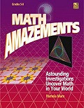 70% Off Sale - Math Amazements: Astounding Investigations Uncover Math in Your World