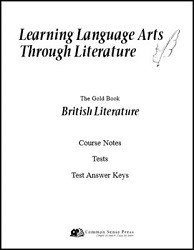 Learning Language Arts Through Literature - British Literature Notes & Tests
