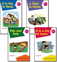 Kindergarten Phonics Readers