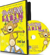 Song School Latin 2 DVD