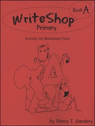 WriteShop  Primary  Book A  Activity Pack
