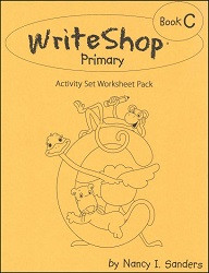 WriteShop  Primary Book C   Activity Pack
