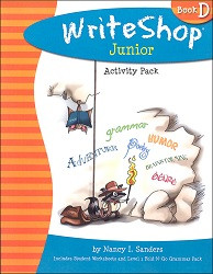 WriteShop Junior Book D  Activity Pack