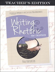 Writing & Rhetoric Book 4: Chreia & Proverb Teacher's Edition