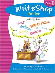 WriteShop Junior Book E  Activity Pack