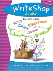 WriteShop Junior Book E  Teacher's Guide
