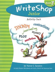 WriteShop Junior Book F  Activity Pack