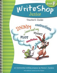 WriteShop Junior Book F  Teacher's Guide