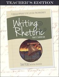 Writing & Rhetoric Book 8: Comparison Teacher's Edition