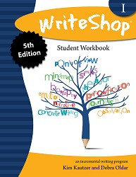 Writeshop Junior/Senior High  Workbook 1 5th Edition