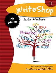 Writeshop Junior/Senior High  Workbook 2 5th Edition